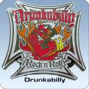 drunkabilly beltbuckle