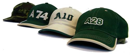 geborduurde baseball caps