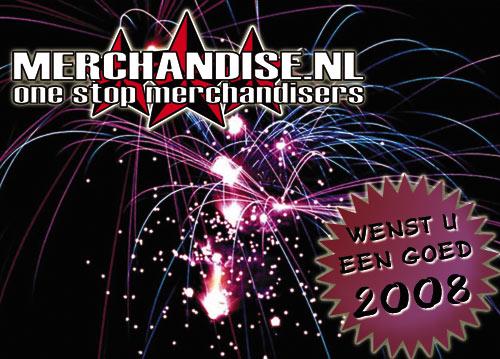 Namens het voltallige team van Merchandise.nl, fijne feestdagen en een gelukkig nieuwjaar!