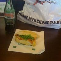 smakelijke broodjes bij de Zibb Business Challenge