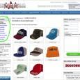 Navigatiestructuur Merchandise.nl; nu gemakkelijker petten en relatiegeschenken bestellen!