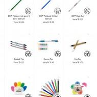 pennen online ontwerpen