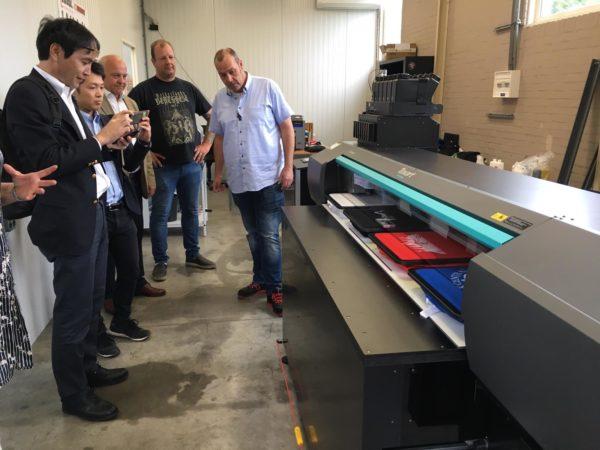 Roland DTG Printer